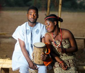 African Pre-wedding Inspiration